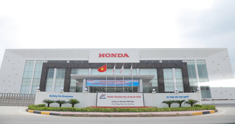 Giới thiệu Honda Việt Nam