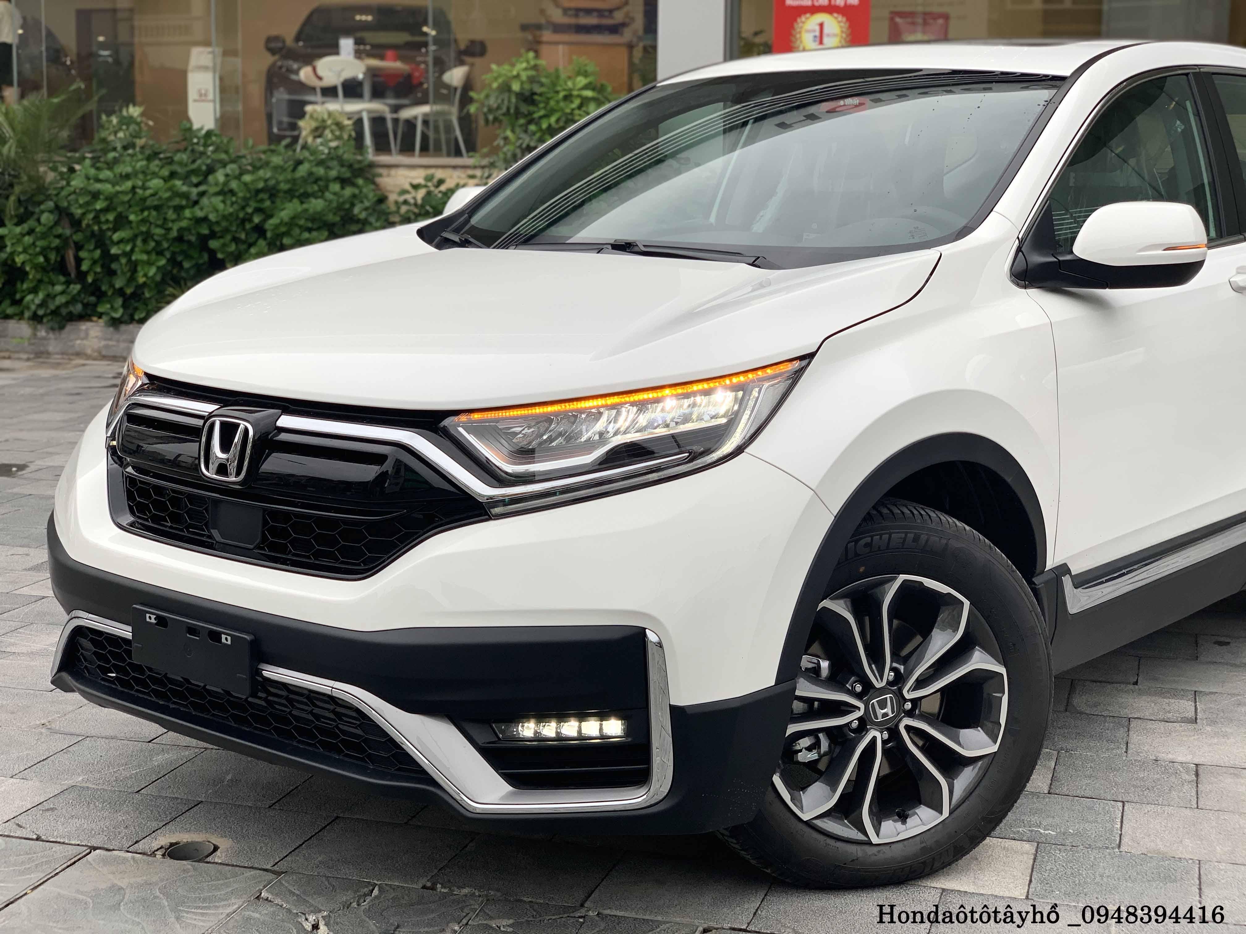 Đánh giá chi tiết Honda CRV 2021 mới nhất [Thông số kỹ thuật & Giá bán]
