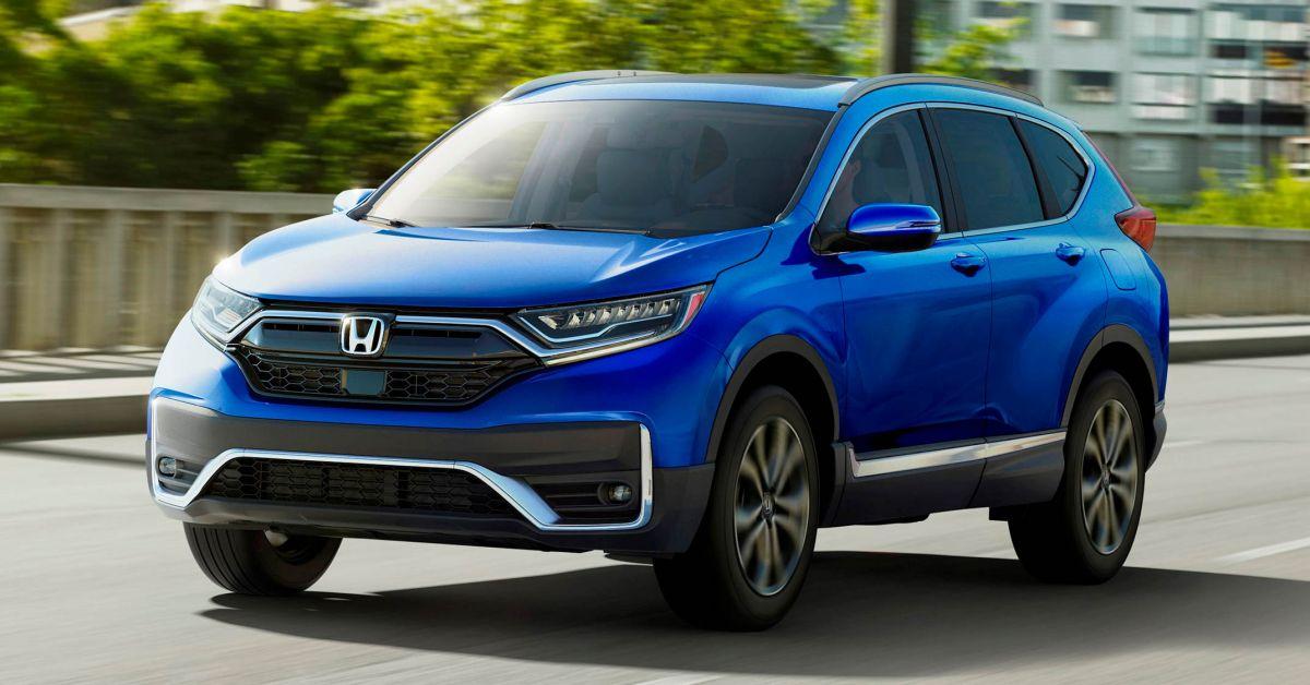 Honda CRV 2020 chính thức ra mắt tại Mỹ, thêm phiên bản Hybrid